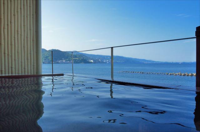 やっぱり露天風呂と海の幸は外せない!伊豆の高級旅館の楽しみ方を紹介します!
